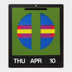 Perpetular Wandkalender