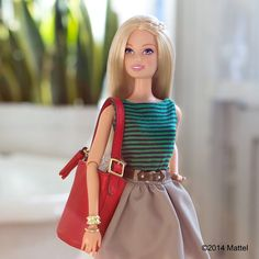 "It Girl? Barbie tem perfil no Instagram para compartilhar ""Look do Dia"" - Revista Todateen"