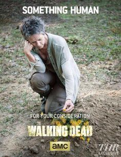 Carol Peletier ~ Emmy Consideration Poster ~ The Walking Dead