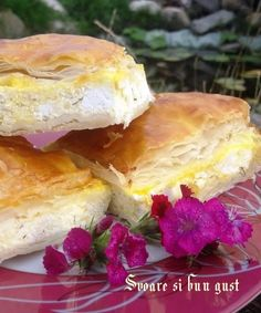 Crenvusti in foietaj – Savoare si Bun Gust Bagel, Hamburger, Bread, Brot, Baking, Burgers, Breads, Buns