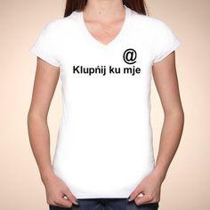 Kocham Śląsk: Koszulka Klupńij ku mje