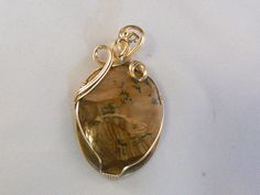 Pendant Can you see the fish  in this by CHERYLMARIESDESIGNS, $45.00