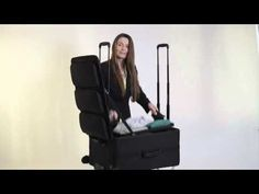 Brilliant: Shelfpack Is The Suitcase For Those Who, Well, Live Out Of Their Suitcase