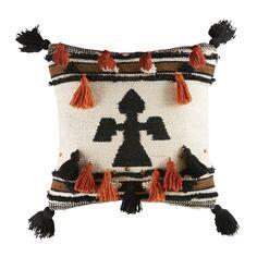 Cuscino berbero a motivi grafici, 45x45 | Maisons du Monde