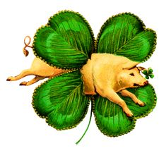 b311e677 Clipart for St Patrick's Day, green leprechauns and shamrocks, free to use  in invitaions and mails