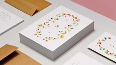 Venamour - Botanical Collection / via Miss Moss #stationary