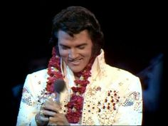 "Elvis ""You're asking me will our love grow"" (SOMETHING)"