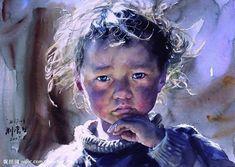 liu-yunsheng-aquarelles-portraits-6