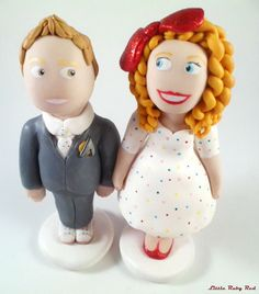 Unique Cake Toppers For Weddings