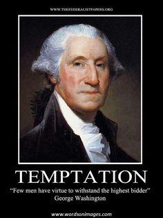 George Washington Quotes | George Washington Quote - American .