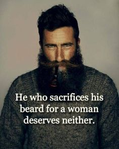 I heart beards.
