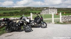 Wild Atlantic Way Motorcycle Adventures Clare - The Burren & Fr Ted'. Ushuaia, Father Ted, West Coast Of Ireland, Motorcycle Rides, Adventure, Youtube, House, Home, Adventure Movies
