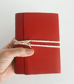 lovely leather journals