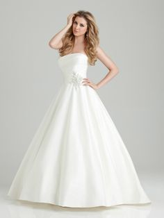Allure Bridals Romance 2551 One Enchanted Evening - Designer Bridal, Pageant, Prom, Evening & Homecoming Gowns   #Pin2Win