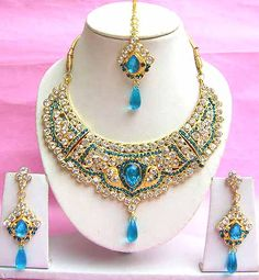 Diamond Bridal Jewelry Set NP-186