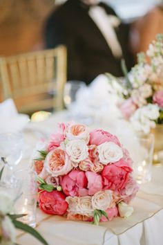 GRO Floral and Event Design | Garden Warmth: A Peony for your Thoughts bridal bouquet  petroleum club