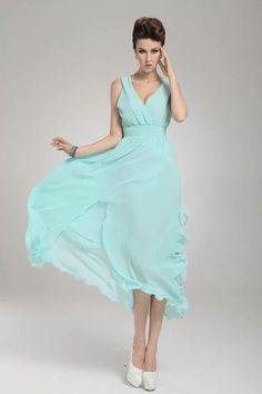 Beautiful baby blue dress