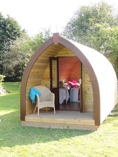 Ashdown Cabins Camping Pods