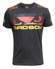 Dark Grey #BadBoy T- Shirts