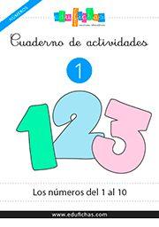cuadernillo de los números  enlace pdf directo http://www.edufichas.com/wp-content/uploads/2015/03/mn-01-cuadernillo-numeros-1-al-10-infantil.pdf
