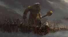 demon army by squar
