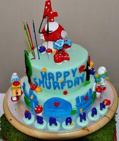 Happy Smurfday :)
