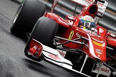 Fernando Alonso (ESP) Ferrari F10   Formula One World Championship, Rd 6, Race, Monaco Grand Prix, Monte-Carlo, Monaco, Sunday, 16 May 2010
