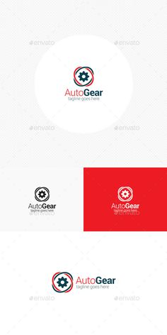 Auto Gear Logo Template Vector EPS, AI. Download here: http://graphicriver.net/item/auto-gear-logo/11563569?ref=ksioks