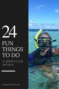 24 fun things for families at St James's Club, Antigua - A Modern Mother