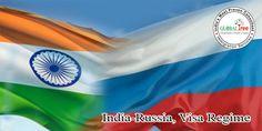 India-Russia, Visa Regime