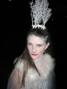 The White Witch of Narnia #literary #costumes #halloween