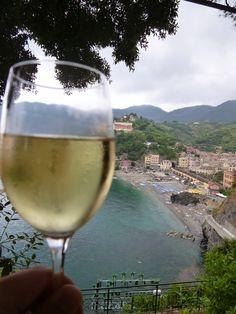 """Pranzo, Ristorante di """"Hotel Porto Roca"""", Monterosso al Mare Italia (Luglio)"""