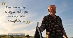 #Emozionarsi, a ogni età, per le cose #piùsemplici...  meerror.com