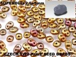 Two hole seed beads SuperDuo 00030/01610