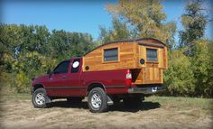 Great alternate concept for campers, and small trailers. Out of Fort Collins.