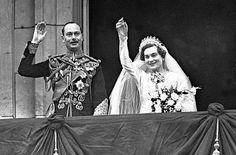 ru_royalty: Королевские и аристократические свадьбы XX и XXI веков | Великобритания, Ноябрь 1935: Принц Генри, герцог Глостерский и Алиса Монтегю-Дуглас-Скотт