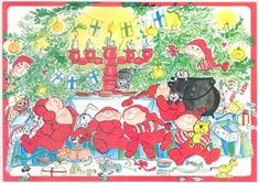Merry Little Christmas, Christmas Holidays, Christmas Cards, Xmas, My Roots, Finland, Illustrators, Snoopy, Gift Wrapping