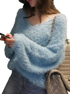 9b27537faf25 38 Knitted Women Pullover You Will Want To Try - Luxe Fashion New Trends -  Fashion for JoJo