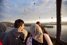 The Canberra Balloon Spectacular is a popular Canberra event for good reason! Photo: Chris Holly, VisitCanberra