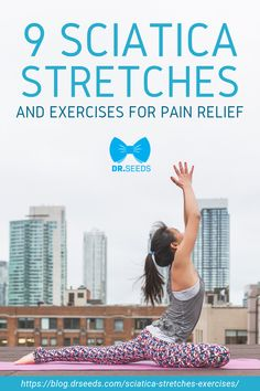 Sciatica stretches are a great way to relieve and speed up your recovery from sciatica. Here are nine sciatica stretches and exercises. Sciatica Stretches, Roller Stretches, Sciatica Relief, Stomach Muscles, Stomach Ulcers, Piriformis Muscle, Lower Back Muscles, Calendula Benefits