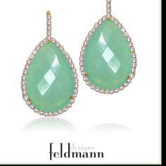 Ahhhh-mazimg Peruvian Opal Earrings