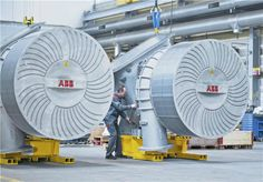 ABB Turbocharging Branches Out