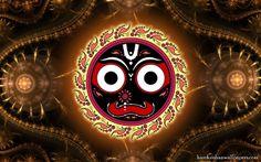 To view Jai Jagannath wallpapers in difference sizes visit - http://harekrishnawallpapers.com/jai-jagannath-artist-wallpaper-025/