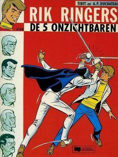 Cover for Rik Ringers (1974 series) #10