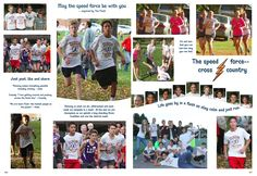 Dixon Middle School yearbook page--yearbook ideas