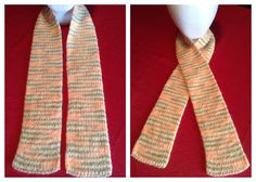 Sandy Sunset Scarf