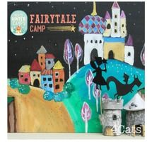 2 Day Fairytale Camp at 4Cats Arts Studio!  December 30-31, 2013