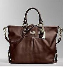 Coach Madison Julianne ~ One of my Favorite Coach Bags