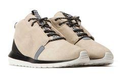 Nike Roshe Run NM Sneakerboot Bamboo/Black/Cool Grey | Cult Edge