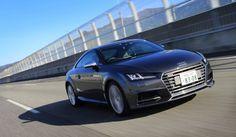 新型アウディ TTに試乗Audi